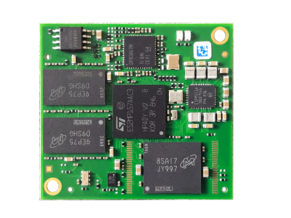 phyCORE-STM32MP1