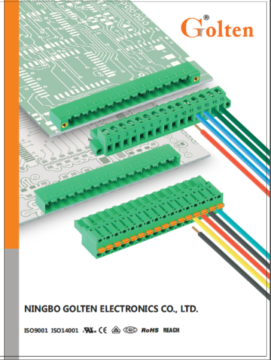 Ningbo Golten Electronics Co